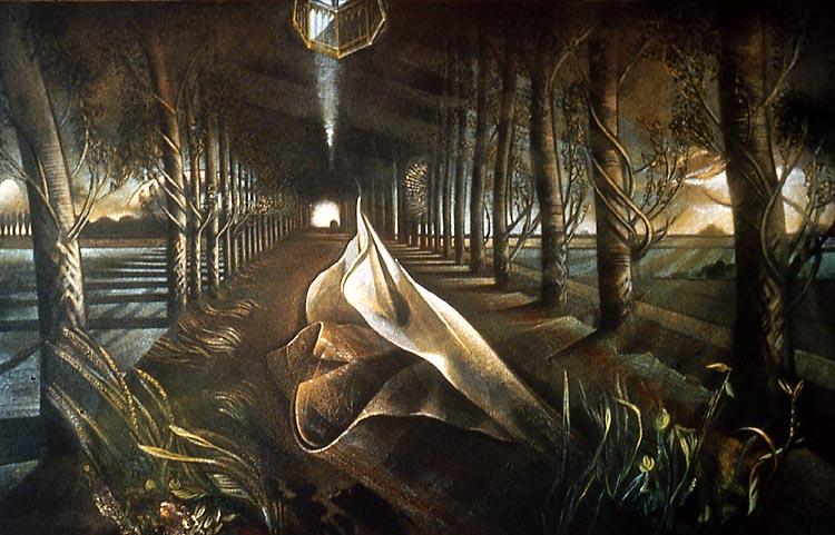 Michael Chaitow artist, painter, artwork, original artwork, painting. Body of work: Themes in Nature.
